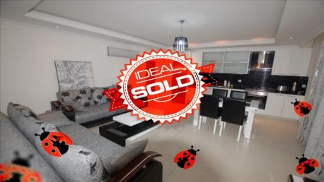 Studio apartment in Alanya for sale