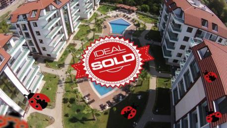 sold apartment in Cikcilli