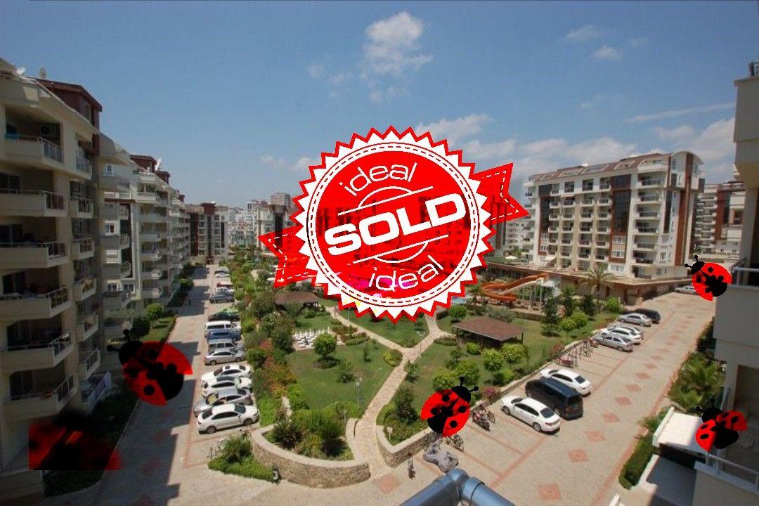 Продажа квартиры в Орион Сити 3В/8 - Продажа квартиры в Орион Сити, Авсаллар