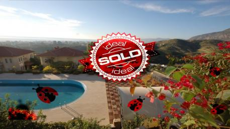 sold gold city villa