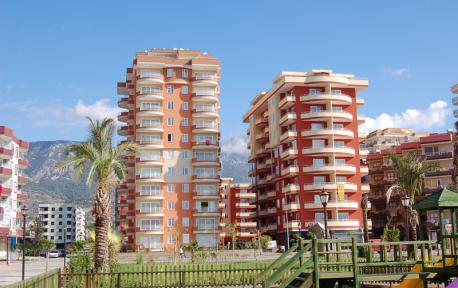 Sunny Residence Mahmutlar