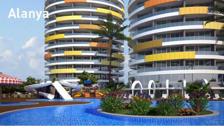 Vesta Garden Apartments Alanya