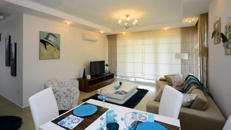 Апартаменты Сады Аланьи - Новый комплекс с видом на море, Аланья