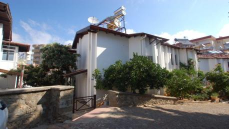 Beach villa for sale in Alanya TOsmur Turkey