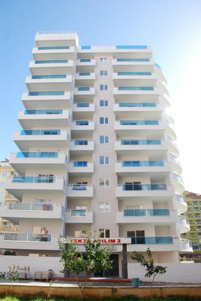 Резиденция Новация 2 - Квартиры с 1,2 спальнями в Махмутларе