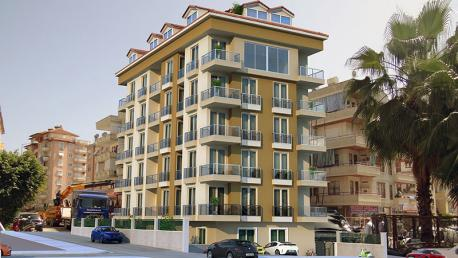 Yenilmez Homes Alanya City