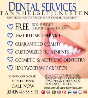 Free Dental Appointment